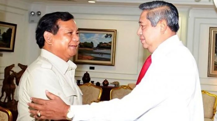Pilih Prabowo-SBY atau Prabowo-AHY?