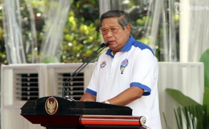 Hadapi Berita-berita Negatif Ala SBY
