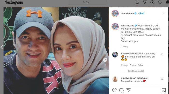 TAK BANYAK yang Tahu Hubungan Ferry Irawan dengan Artis Elma Theana, Terkuak Penyebab Cerai