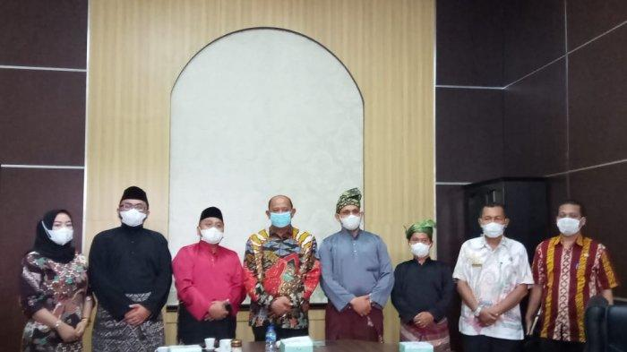 Dunia Melayu Dunia Islam Nyatakan Siap Bersinergi Membangun Langkat
