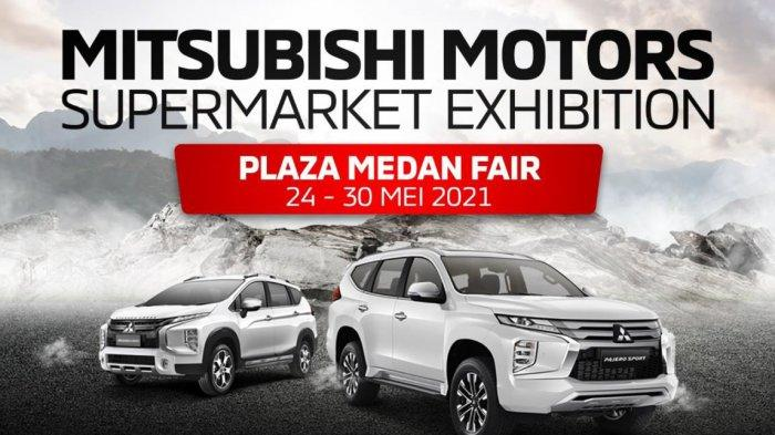 Mitsubishi Motors Supermarket Exhibition Kembali Kunjungi Kota Medan