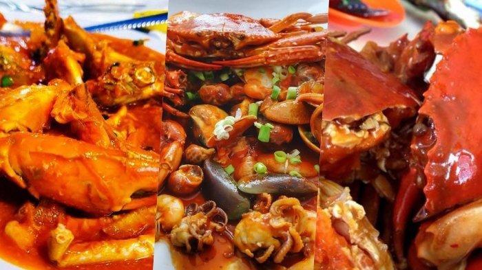 Daftar Lokasi Kuliner Seafood Tumpah di Medan, Diburu Pelanggan Karena Rasanya