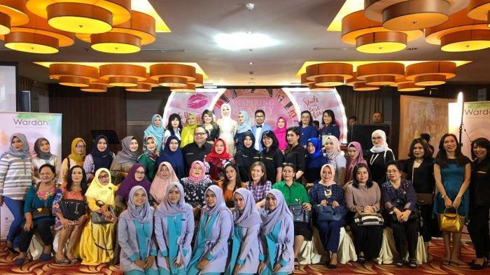 Bank Sumut Gelar Gathering dan Beauty Class untuk Nasabah Prioritas