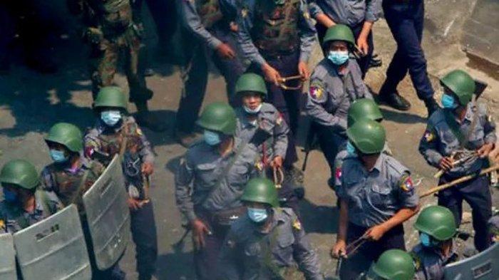 Sebanyak 120 Selebriti Jadi Buronan Tentara Myanmar, Aktor Paing Takhon Ditangkap, Berikut Sosoknya