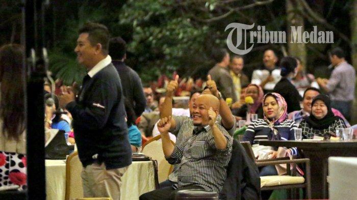 Anggota DPRD Nikmati Hiburan Bawa Keluarga Rapat di Hotel Bintang Lima