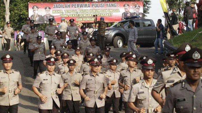 INFO POLISI, Segini Besaran Gaji dan Tunjangan Personel Polisi Dari Jenderal hingga Tamtama