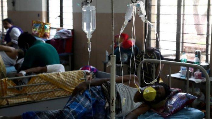 MENGENAL PENYAKIT Jamur Hitam yang Menyerang 9 Ribuan Warga India Selain Covid