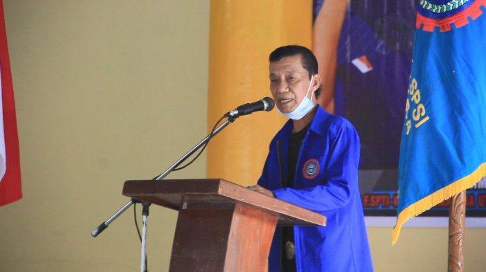 Pelantikan Terbit Jadi Ketua F-SPTI dan K,SPI Dinilai Cacat Hukum, Amir Hamzah Beri Klarifikasi