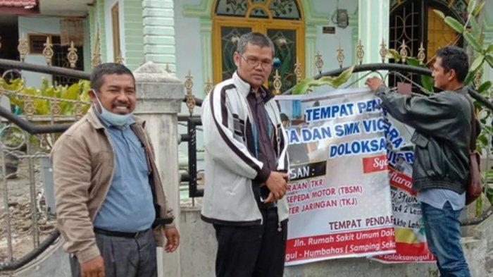 Izin Masih Berproses, Sebuah SMK di Humbahas Sudah Terima Peserta Didik, Siswa Terancam Ilegal