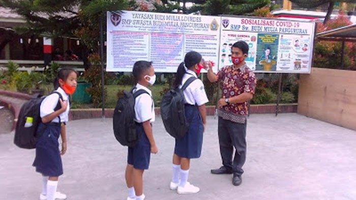 Tanggapan Satgas Covid Terkait Kebijakan Sekolah Tatap Muka yang Diizinkan Kemendikbud