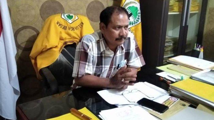 Golkar Kota Binjai Mulai Recoki Kepemimpinan Amir Hamzah Soal Penunjukan Pejabat