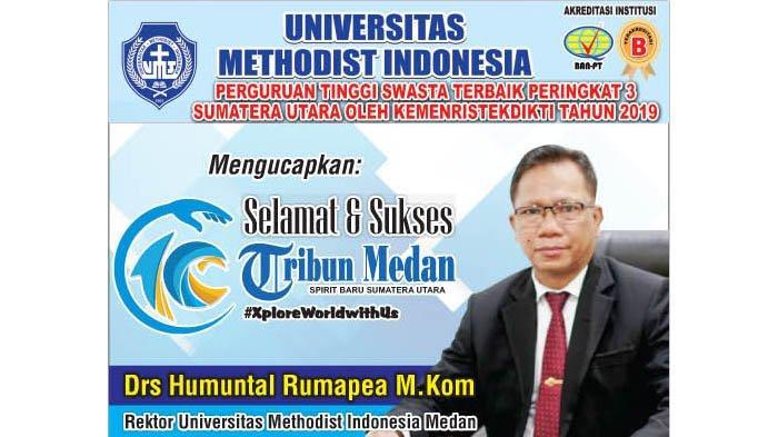 Selamat Ulang Tahun ke-10 Tribun Medan dari Universitas Methodist Indonesia