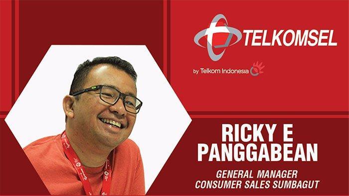 Selamat Ulang Tahun ke-9 Tribun Medan dari Keluarga Besar Telkomsel