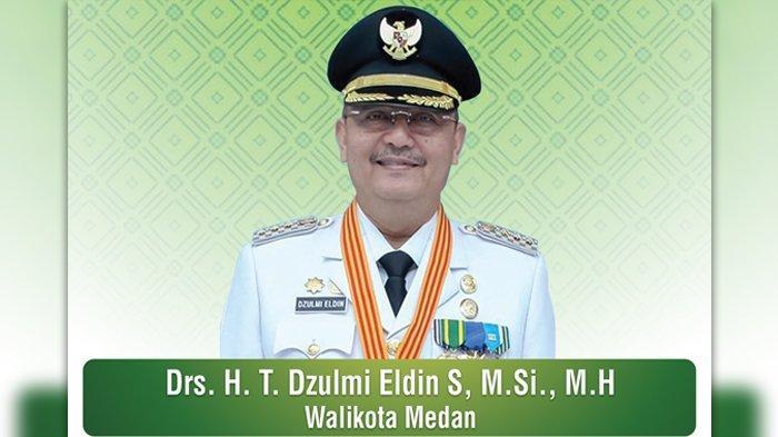 Selamat Ulang Tahun ke-9 Tribun Medan dari Wali Kota Medan Dzulmi Eldin