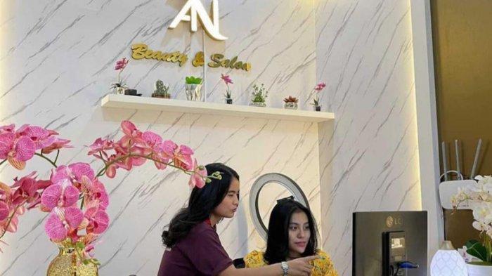 Selebgram asal Medan Anita Tlb menggeluti bisnis kecantikan