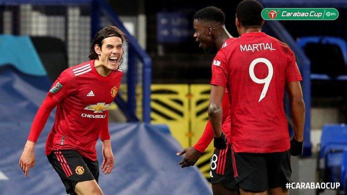 HASIL Drawing Piala Liga Inggris, Manchester United dan Chelsea Dapat Lawan Sesama Kasta