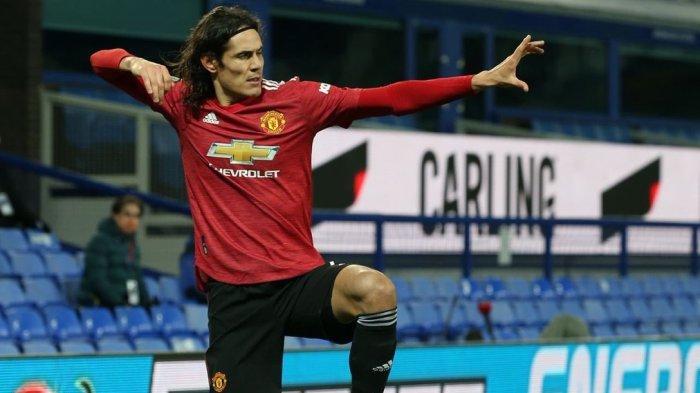 EDINSON Cavani Awalnya Tak Terpikirkan jadi Panutan Di Man United, Kini Ingin Tinggalkan Warisan