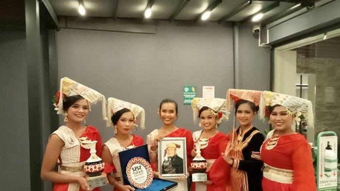 ProfilSanggar Simalungun Home Dancer, dari Panggung Pesta hingga Juara di Turki
