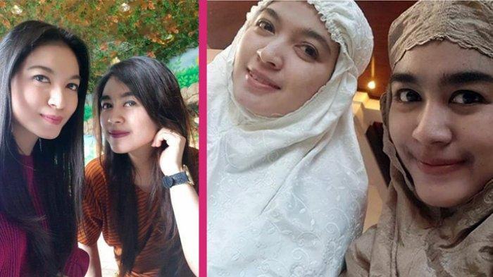 Ternyata Kakak <a href='https://manado.tribunnews.com/tag/selvi-ananda' title='SelviAnanda'>SelviAnanda</a> tak Kalah Cantik dari Mantu Jokowi yang juga Adiknya,Ini Potret Keduanya