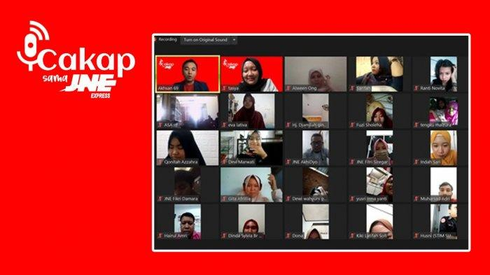 JNE Dorong UMKM untuk Go Online Melalui Program Cakap Sama JNE