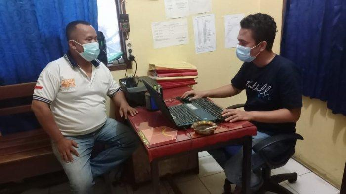 Ditangkap Polisi Hari Minggu karena Judi, Kades Tanjung Mulia Tj Morawa Sudah Kembali Masuk Kantor