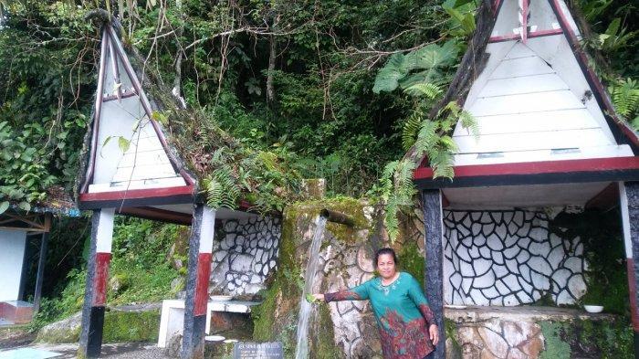 Aek Sipaulak Hosa, Wisata Mata Air di Kawasan Hutan Silahisabungan