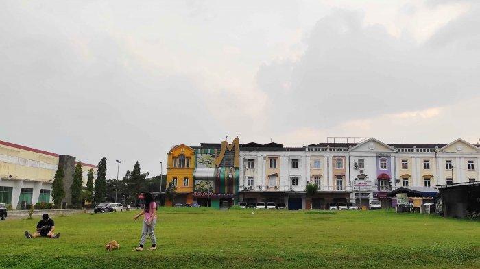 Tempat Piknik Gratis, Nikmati Sejuknya Pemandangan Hijau di Pusat Kota Medan