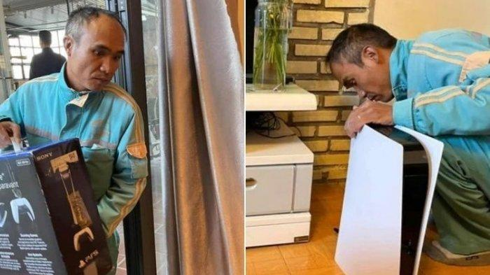Takut Ketahuan Istri Beli PS 5, Pria Ini Bohong dan Sebut yang Dibelinya Perangkat WiFi