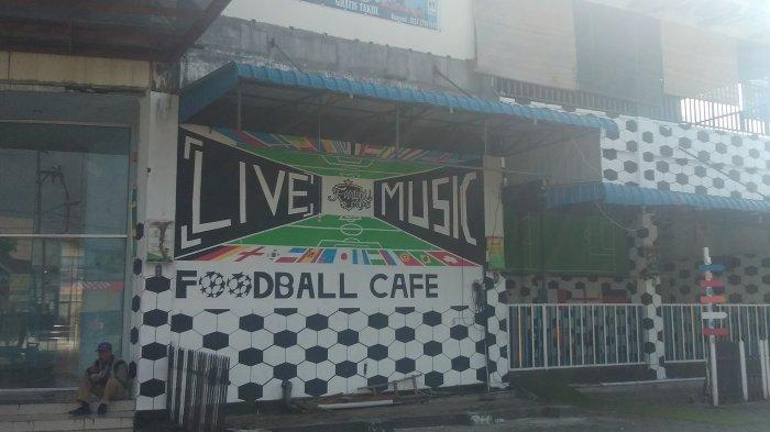 Bupati Ashari Akhirnya Setop Aktivitas Foodball Cafe yang Beroperasi di Lokasi Pasar