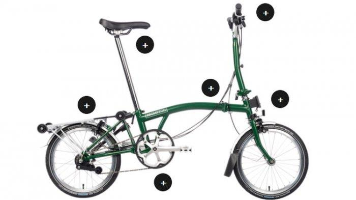 Yuk Kenali Berbagai Versi Sepeda Brompton, Jangan Sampai Salah Pilih