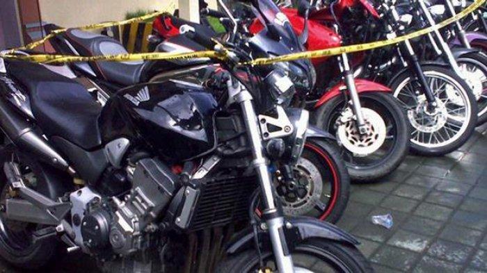 Warga Medan Labuhan Gelapkan Sepeda Motor Rental dari Samosir
