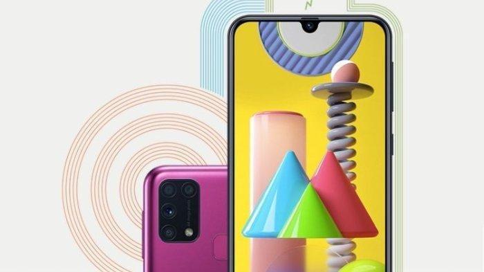 SAMSUNG BARU - Spesifikasi Lengkap Galaxy M31 Prime, Simak Keunggulan Beda dengan Samsung Galaxy M31