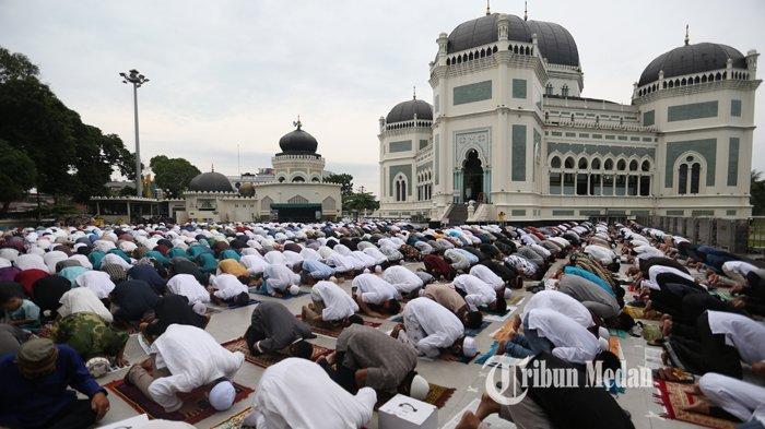 Muhammadiyah Tetapkan 1 Syawal 1442 H Tanggal 13 Mei 2021, Kemenag Larang Takbir Keliling