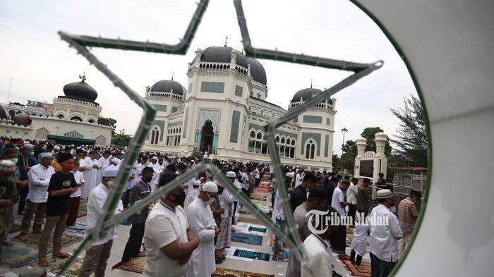 Pemkab Deliserdang Minta Peserta Salat Idul Fitri di Masjid Cuma 50 Persen