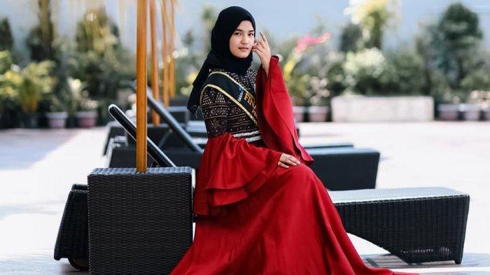 SOSOK Shanaz Salsabila, Runner Up 2 Duta Genre Kota Medan, Mahir Seni Henna dan MC