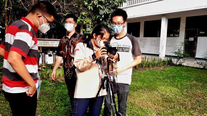 Gelar Workshop Videografi, Keluarga Mahasiswa Buddhis USU Hadirkan Sheela Tan