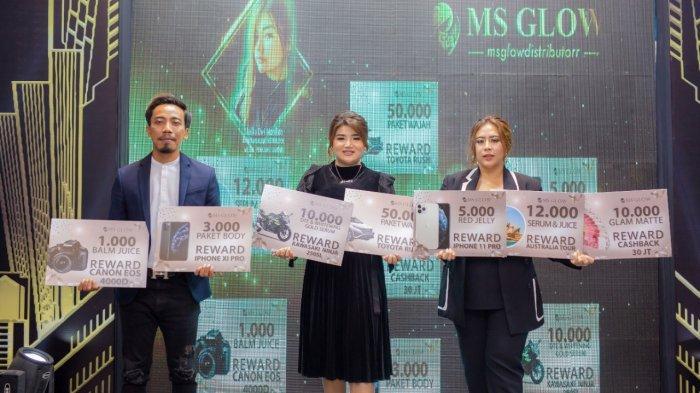 Jual Puluhan Ribu Skincare, Shella Dwi Madirza Raih Penghargaan Senilai Ratusan Juta Rupiah