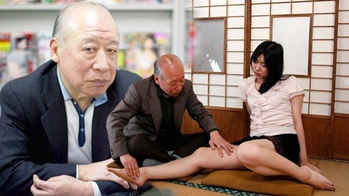 Shigeo Tokuda atau di Indonesia dijuluki sebagai kakek Sugiono