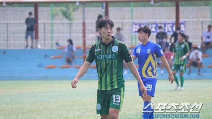Shin Tae-yong Minta Anaknya Belajar pada Asnawi Mangkualam, Resmi Gabung Ansan Greeners