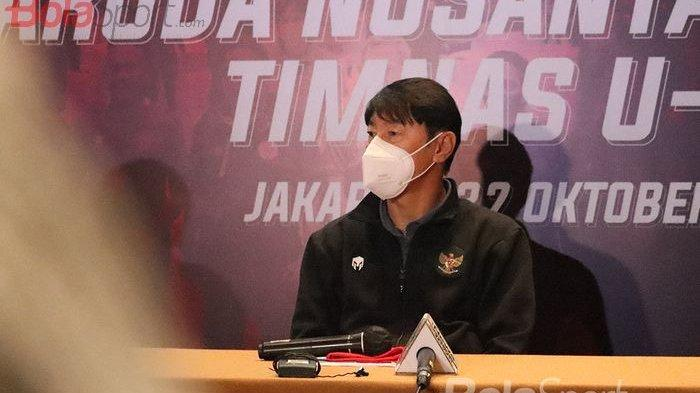 UPDATE Kondisi Shin Tae-yong - Beberkan Soal Penyakit Kronis, Pulang Sewa Pesawat Rp 1,6 Miliar