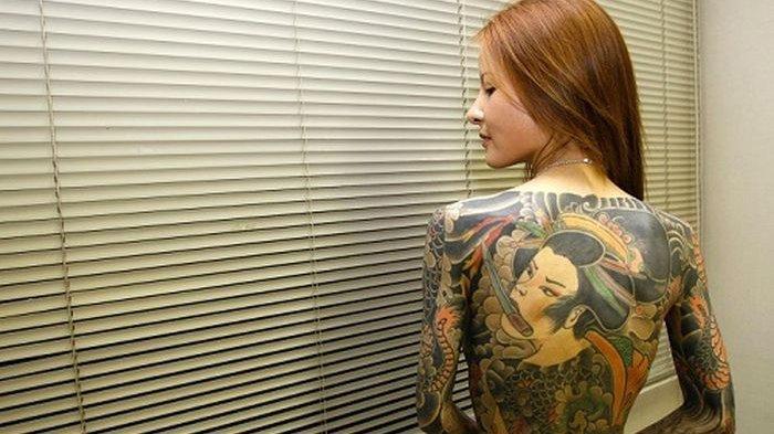 Penderitaan Shoko Tendo Putri Bos Yakuza, Disiksa dan Dijadikan Pemuas Nafsu oleh Sang Ayah