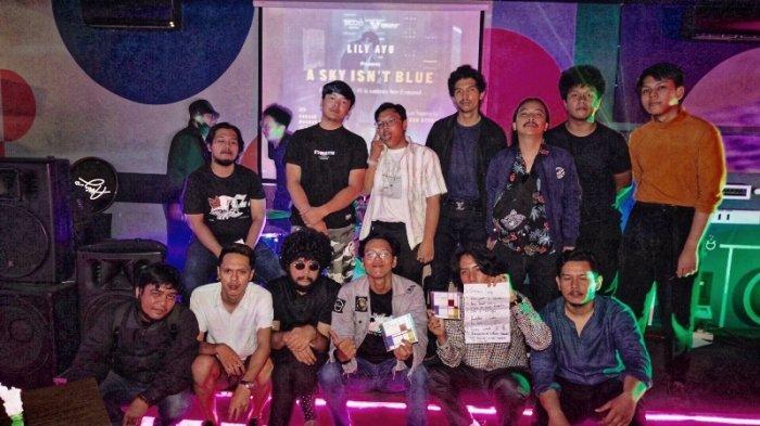 Rilis Album di Tengah Pandemi, Band Lokal Lily Ayu Adakan Showcase Mini Album