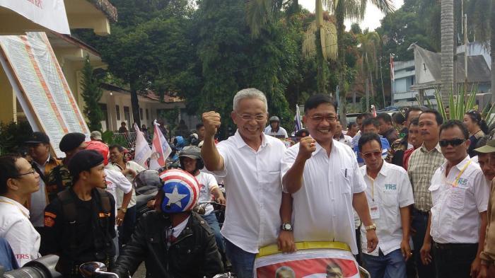 Calon Wali Kota Ini Sesumbar Bisa Samai Ridwan Kamil dan Risma