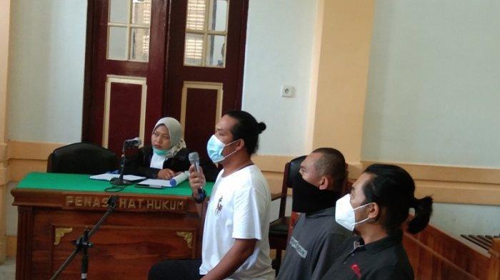 Sidang Kasus 139 Kg Ganja di PN Medan, Saksi Ungkap Kalau Ganja Juga Ditanam di Tong Sampah