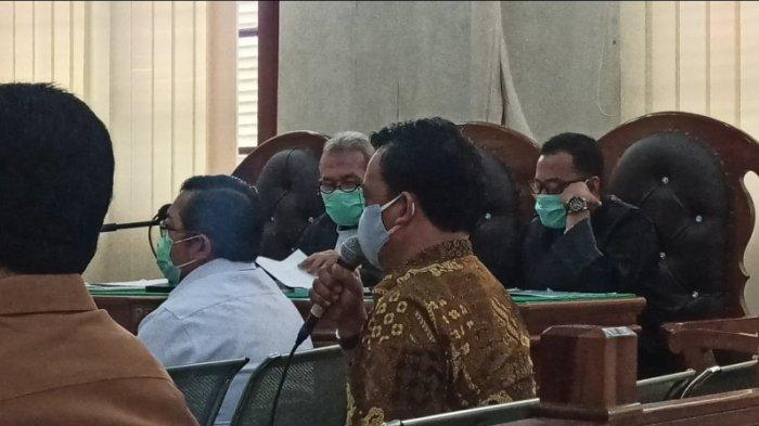 Sidang Lanjutan Dugaan Korupsi Dzulmi Eldin, Kepala Seksi di Dinas Perhubungan Berharap Dipromosikan