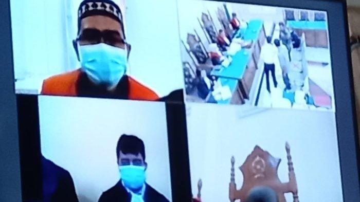 Korupsi Rp 4,8 M di Disdik Sumut, Hakim : Kuat Dugaan Pokja Tender Cuma Ecek-ecek