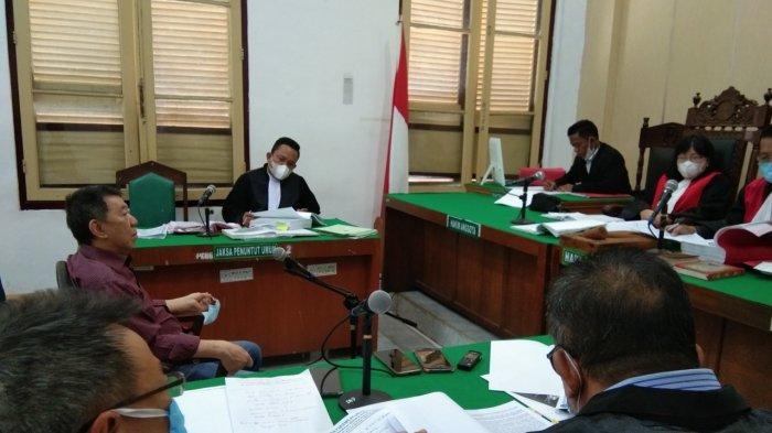 Hakim Kewalahan Saksi Tak Bisa Jelaskan Dugaan Pemalsuan Harta Warisan : Jangan Ditutupi