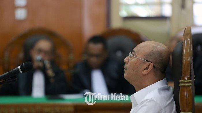Dzulmi Eldin Dituntut 7 Tahun Penjara dan Pencabutan Hak Politik Selama 5 Tahun