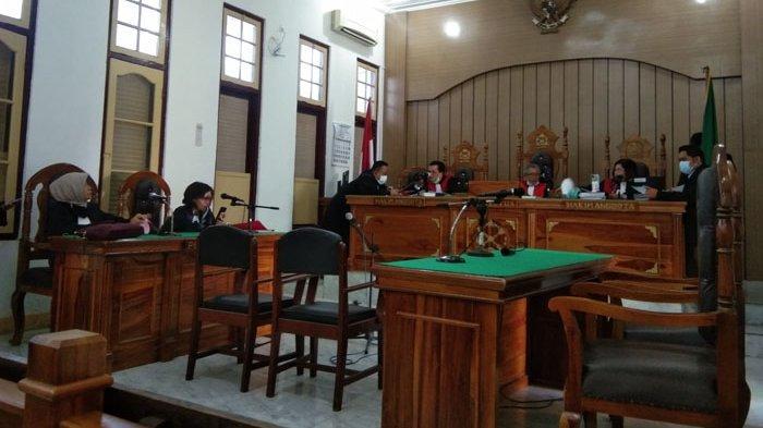 Bantu Kompol Raja Hotma Ambarita Bakar Mobil Orang Lain, Dedi Dituntut 4 Tahun Penjara