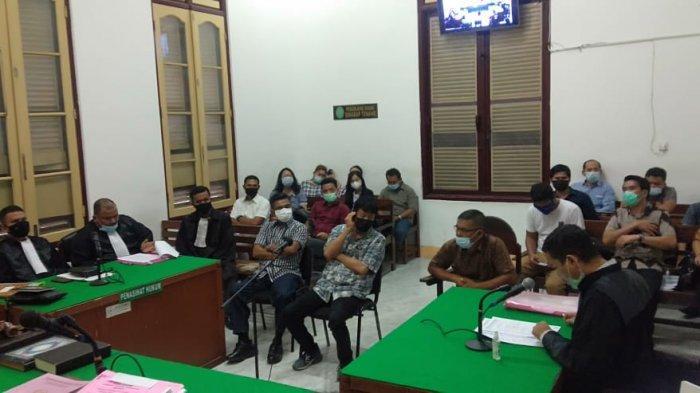 Korupsi Cetak Sawah Ratusan Juta di Dairi, Pensiunan PNS Diadili di PN Medan